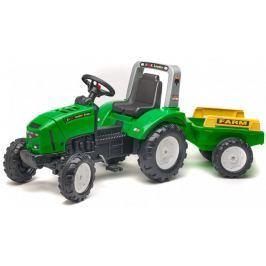 Falk Traktor z przyczepą Lander 240X