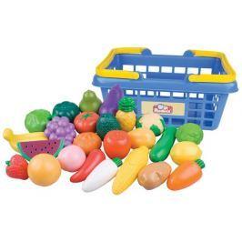 Teddies Kosz z warzywami i owocami