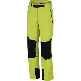 Hannah spodnie turystyczne Messi Lime Punch/Anthracite 36