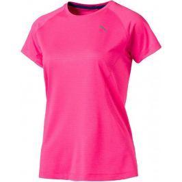 Puma koszulka sportowa Speed Tee W Knockout Pink Heather XS