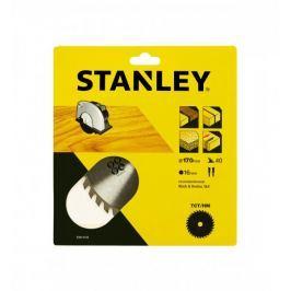 Stanley tarcza pilarska 170x16 mm, 40 zębów