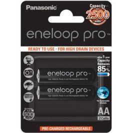 Panasonic AA 2ks 2500 mAh Eneloop Pro (3HCDE/2BE)