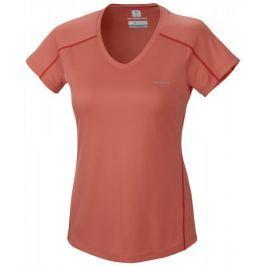 COLUMBIA koszulka sportowa Zero Rules Short Sl. Shirt Hot Coral M