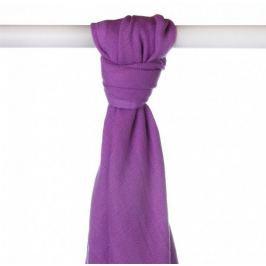 XKKO Ręcznik bambusowy 90x100 cm, Lilac