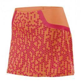 Wilson spódniczka W Solana Pixel 12,5 Skirt Coral XS