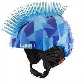 Giro kask narciarski Launch Plus Blue Icehawk XS (48,5-52 cm)