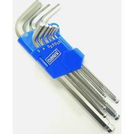 Narex zestaw kluczy imbusowych z kulką, 9 elementów (443000883)