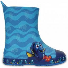 Crocs kalosze Crocs Bump It Rain Boot Finding Dory Ocean 25-26 (C9)