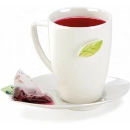 Tescoma Kubek do herbaty ze spodkiem YASMIN