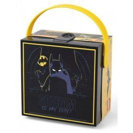 LEGO Pudełko Batman z uchwytami, czarne