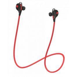 Optex słuchawki dokanałowe BT-3080, czerwony