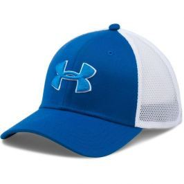 Under Armour czapka z daszkiem Men's Closer Trucker Cap Blue Marker White Water