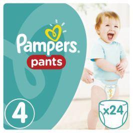 Pampers Pieluchomajtki Active Baby Pants Maxi (24 szt.)
