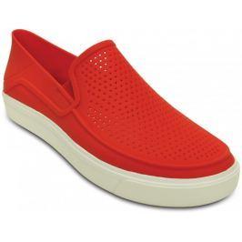 Crocs buty CitiLane Roka Slip-On M Flame/White 45-46 (M11)