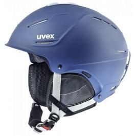 Uvex P1US PRO , cobalt met-white mat 52-55