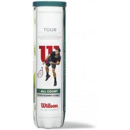 Wilson zestaw piłek tenisowych Tour All Court 4 Ball