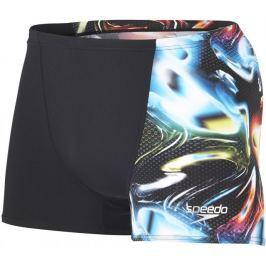 Speedo kąpielówki Allover Digital V Aquashort Print 24 75 cm