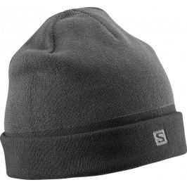 Salomon czapka Fourax Beanie Black/G Grey