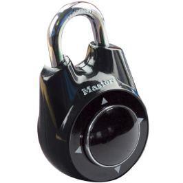 Master Lock kłódka z zamkiem szyfrowym 55mm czarna