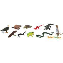 Safari Ltd. Tuba - Zwierzęta żyjące nad rzeką