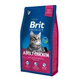 Brit sucha karma dla kota Adult Chicken 8kg