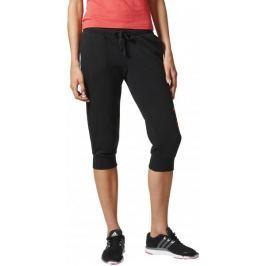 Adidas spodnie sportowe Ess Lin 3/4 Pt Black/Core Pink S