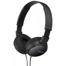 SONY słuchawki MDR-ZX110B Czarne