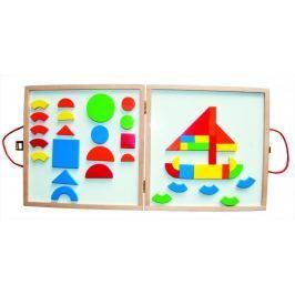 Woody Magnetyczna walizka z magnesami