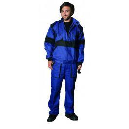 Canis Kurtka robocza LUX HUGO, niebiesko-czarna 46