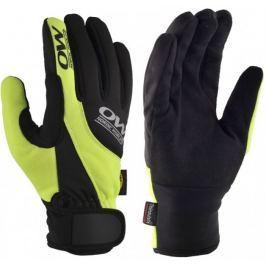 One Way rękawiczki na narty biegowe Tobuk 6 Black-Yellow 4