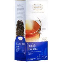 Ronnefeldt Herbata Joy of Tea English Breakfast, 15 szt.