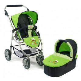 Bayer Chic Wózek dla lalek Emotion 2w1 zielono/czarny 16