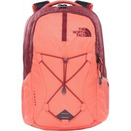 The North Face Plecak W Jester Cayenne red embs/Regal red