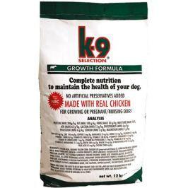 K-9 sucha karma dla psa Selection Growth - 20kg