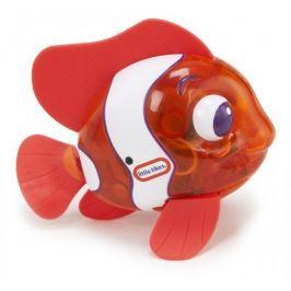 Little Tikes Świecąca rybka - pomarańczowa
