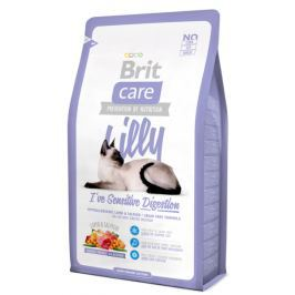 Brit sucha karma dla kota Care Cat Lilly I´ve Sensitive Digestion - 7 kg