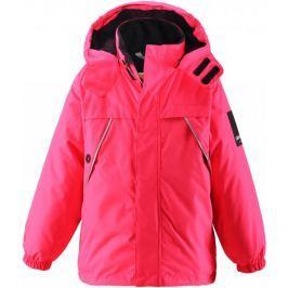 Lassie Kurtka dziecięca Lassietec Jacket Neon Raspberry 098