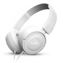 JBL słuchawki T450, białe