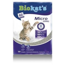 Gimpet żwirek dla kota Biokat's Micro Classic 14 L