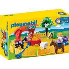 Playmobil Małe ZOO 6963