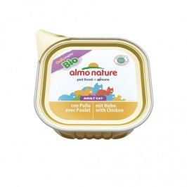 Almo Nature Daily Menu BIO kurczak 12 x 100 g