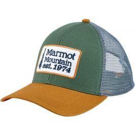 Marmot czapka z daszkiem Retro Trucker Hat Urban Army