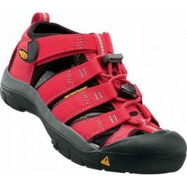 KEEN Sandały Newport H2 K Ribbon Red/Gargoyle US 9 (25/26 EU)