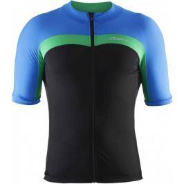 Craft koszulka rowerowa Velo Black Blue M