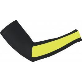 Etape Ocieplacz na ramię Black/Yellow Fluo S