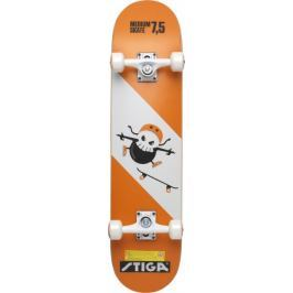 Stiga Deskorolka Crown M 7,5 orange