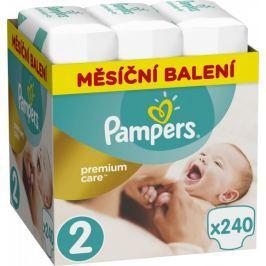 Pampers pieluchy Premium Care 2 (Mini) - 240 szt