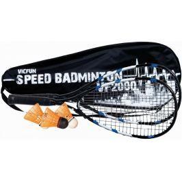 Vicfun zestaw Speed badminton set 2000