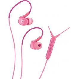 MEE audio Słuchawki MP6P Różowe