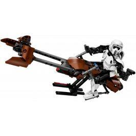 LEGO Star Wars™ 75532 Zwiadowca Szturmowców i Jego Śmigacz